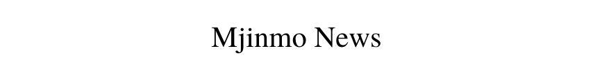 Mjinmo.com Logo